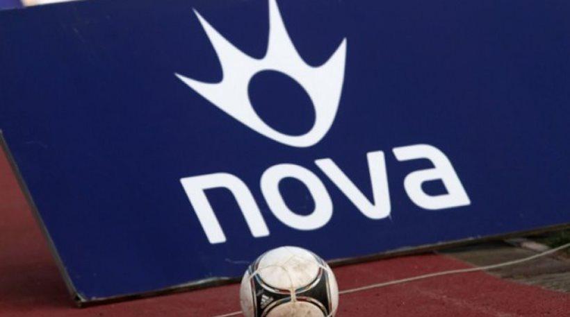 Super League: Τελεσίγραφο ομάδων στη NOVA για την καταβολή της δόσης!