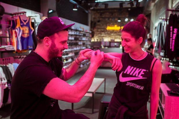 Γιορτάσαμε μαζί με την Nike την Air Max Day σε ένα μεγάλο urban party