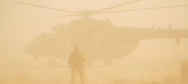 Συνετρίβη ελικόπτερο των ΗΠΑ στο Ιράκ – 7 στρατιώτες νεκροί