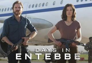 7 Days in Entebbe – 7 μέρες στο Έντεμπε, Πρεμιέρα: Απρίλιος 2018 (trailer)