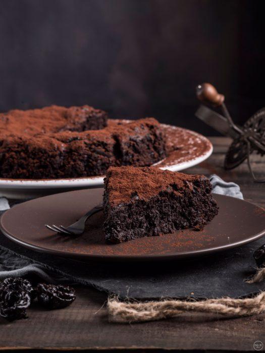 Το απόλυτο ζουμερό κέικ σοκολάτας