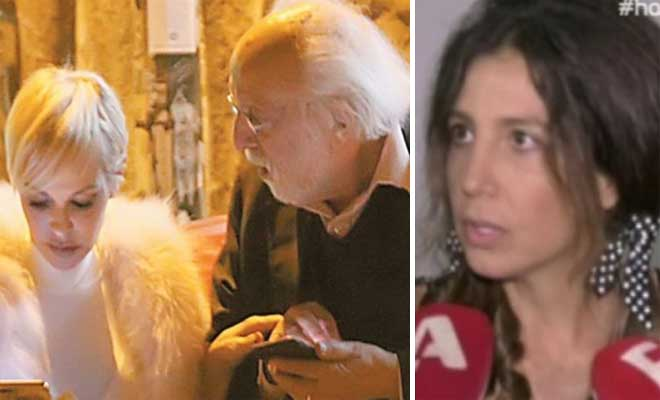 Έξαλλη η Κόρη Λυκουρέζου: «Ο Πρώην της Νατάσας ήταν Σύντροφός μου. Ο Πατέρας μου είναι…»