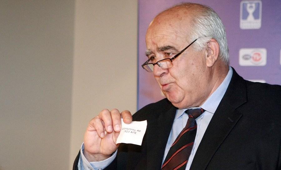 Ξεκάθαρη η ΕΠΟ: «Στo OAKA και με κόσμο ο τελικός Κυπέλλου»
