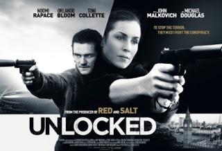 Unlocked – Συνομωσία, Πρεμιέρα: Απρίλιος 2018 (trailer)