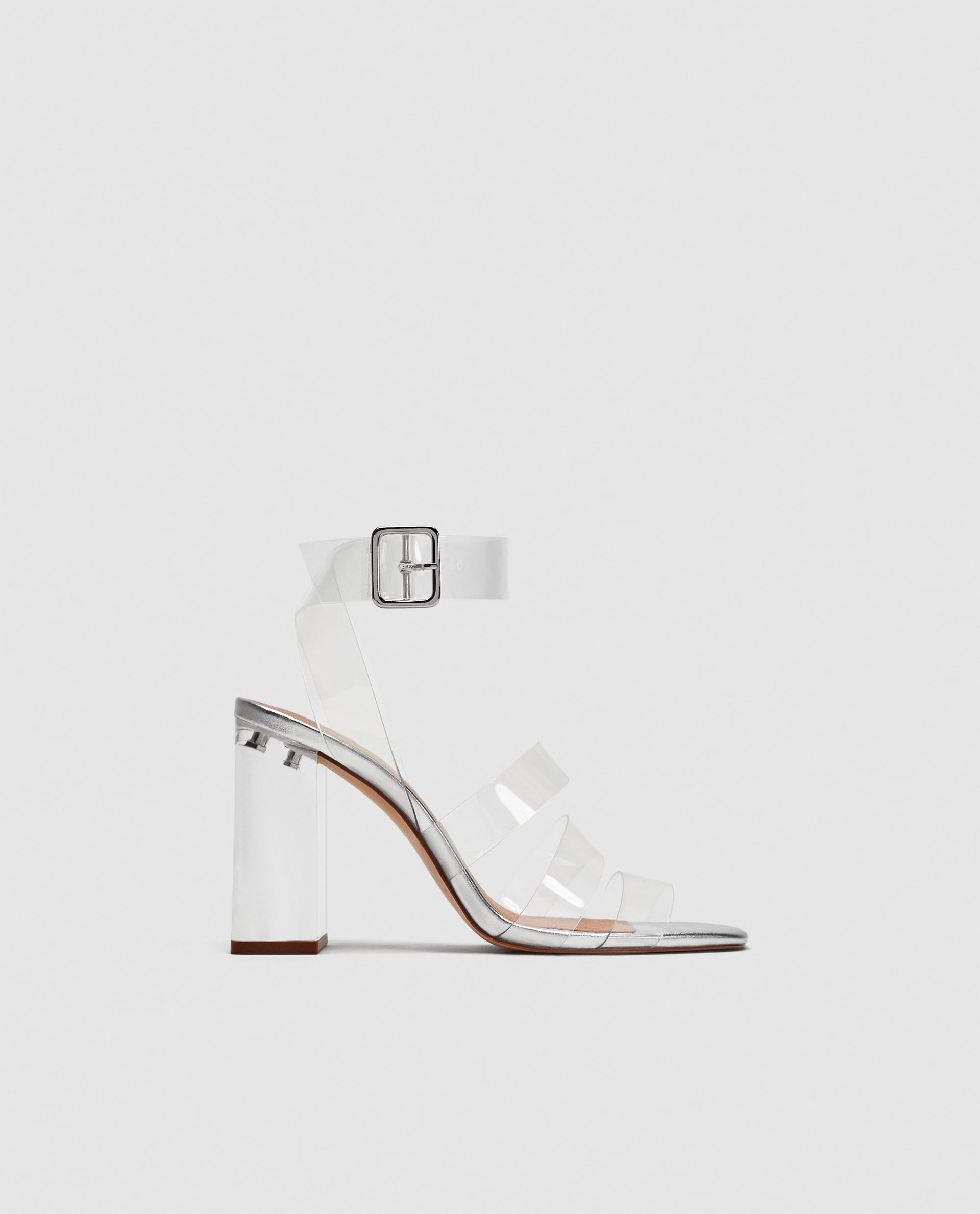 Οδηγός Αγοράς: 12 παπούτσια με διαφάνεια για sexy looks