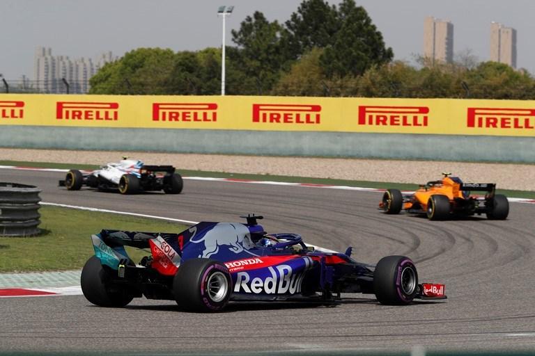 Ο Daniel Ricciardo έκανε την κατάλληλη στιγμή τις σωστές αλλαγές σε γόμες ελαστικών