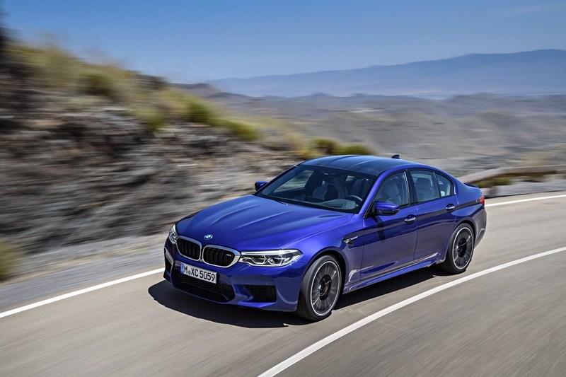 Παγκόσμιο Αυτοκίνητο Επιδόσεων της Χρονιάς 2018 αναδείχτηκε η BMW M5