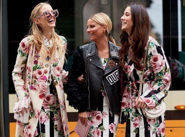 3 ιδέες για να φορέσεις το floral φόρεμά σου από το πρωί μέχρι το βράδυ