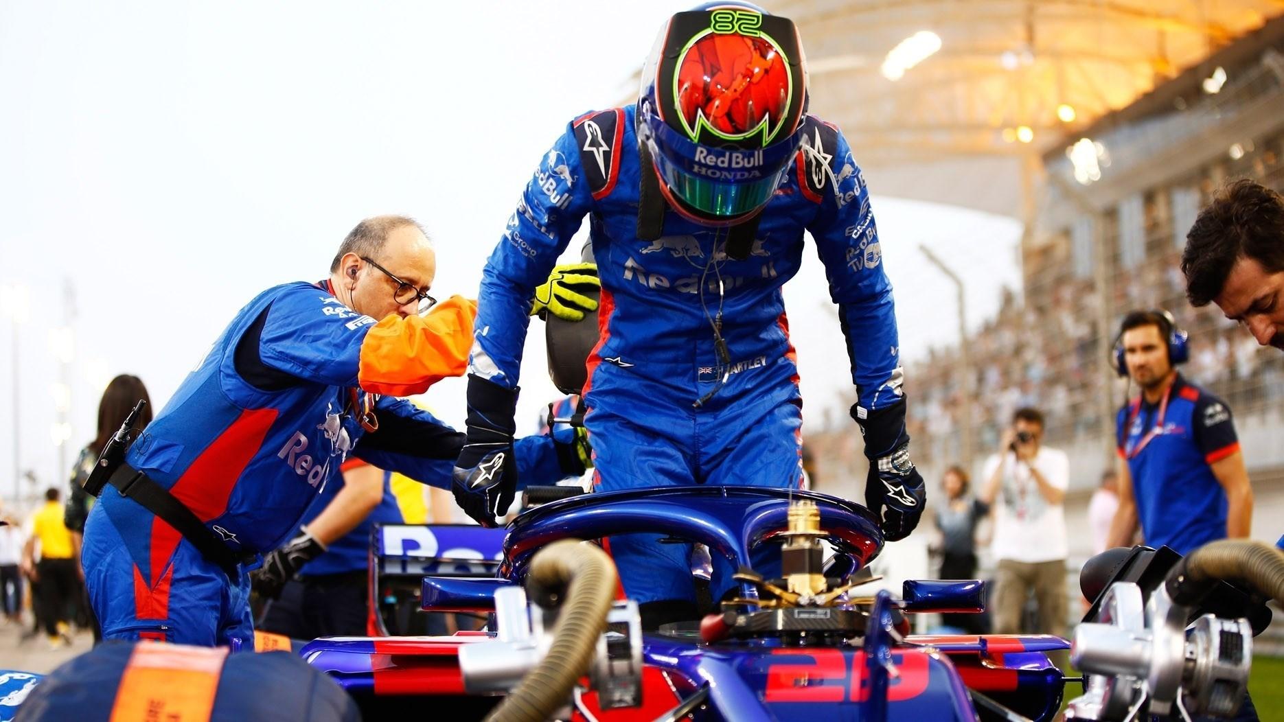 Το καλύτερο αποτέλεσμα για την Honda στο Μπαχρέιν μετά την επιστροφή της στην F1, το 2015