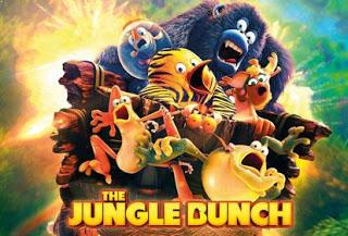 The Jungle Bunch – Η Ζουγκλοπαρέα (μεταγλ), Πρεμιέρα: Απρίλιος 2018 (trailer)