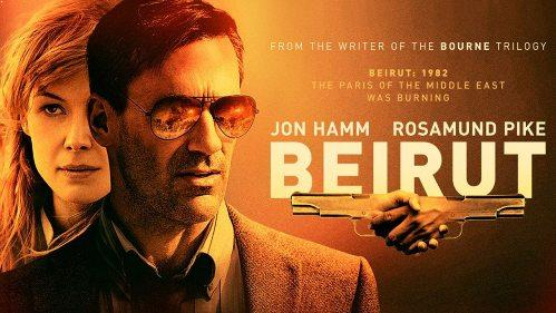 Beirut – Βηρυτός, Πρεμιέρα: Μάιος 2018 (trailer)
