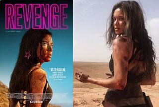 Revenge, Πρεμιέρα: Απρίλιος 2018 (trailer)