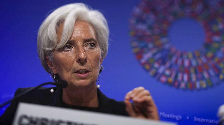 Λαγκάρντ: Το ΔΝΤ δεν είχε ζητήσει πρόσθετες περικοπές δημοσίων δαπανών
