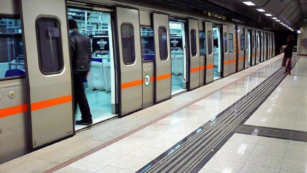 Στάση εργασίας των εργαζομένων στο Μετρό την Τρίτη του Πάσχα