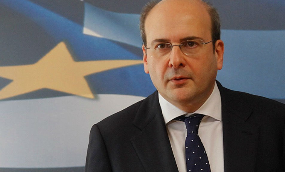 Για διγλωσσία στα ελληνοτουρκικά κατηγορεί την κυβέρνηση ο Κ. Χατζηδάκης