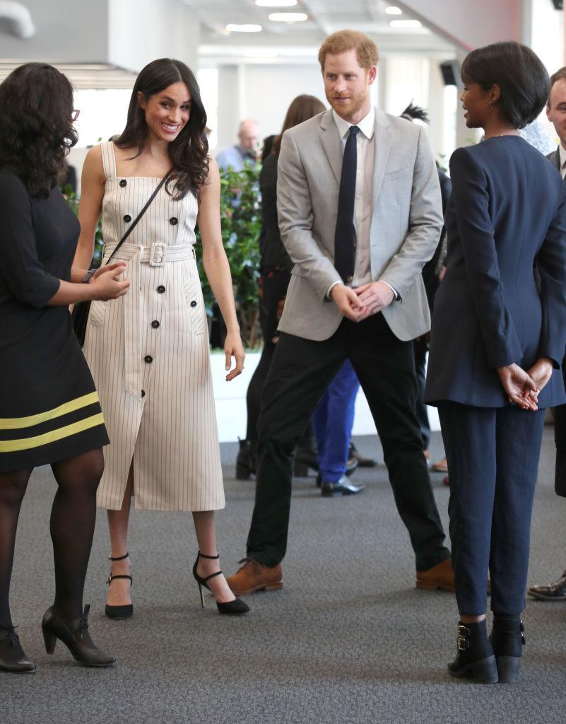 H Meghan Markle έβαλε το πιο κομψό φόρεμα για αυτό το καλοκαίρι