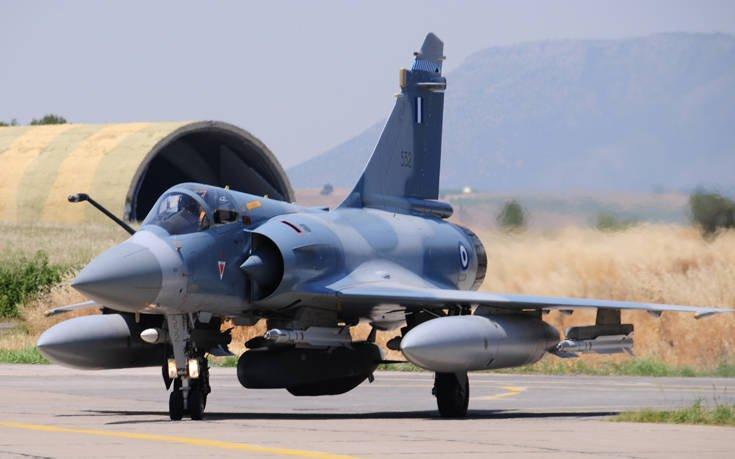 Εντοπίστηκε ηχητικό σήμα του καταγραφέα πρόσκρουσης του Mirage 2000-5