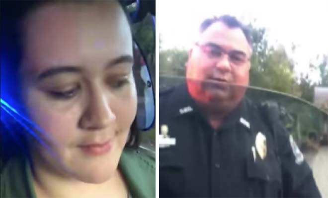 Αστυνομικός σταματάει για έλεγχο την ίδια Κοπέλα καθημερινά. Τότε αποφασίζει να τον Εκδικηθεί με τον πιο έξυπνο Τρόπο! [Βίντεο]
