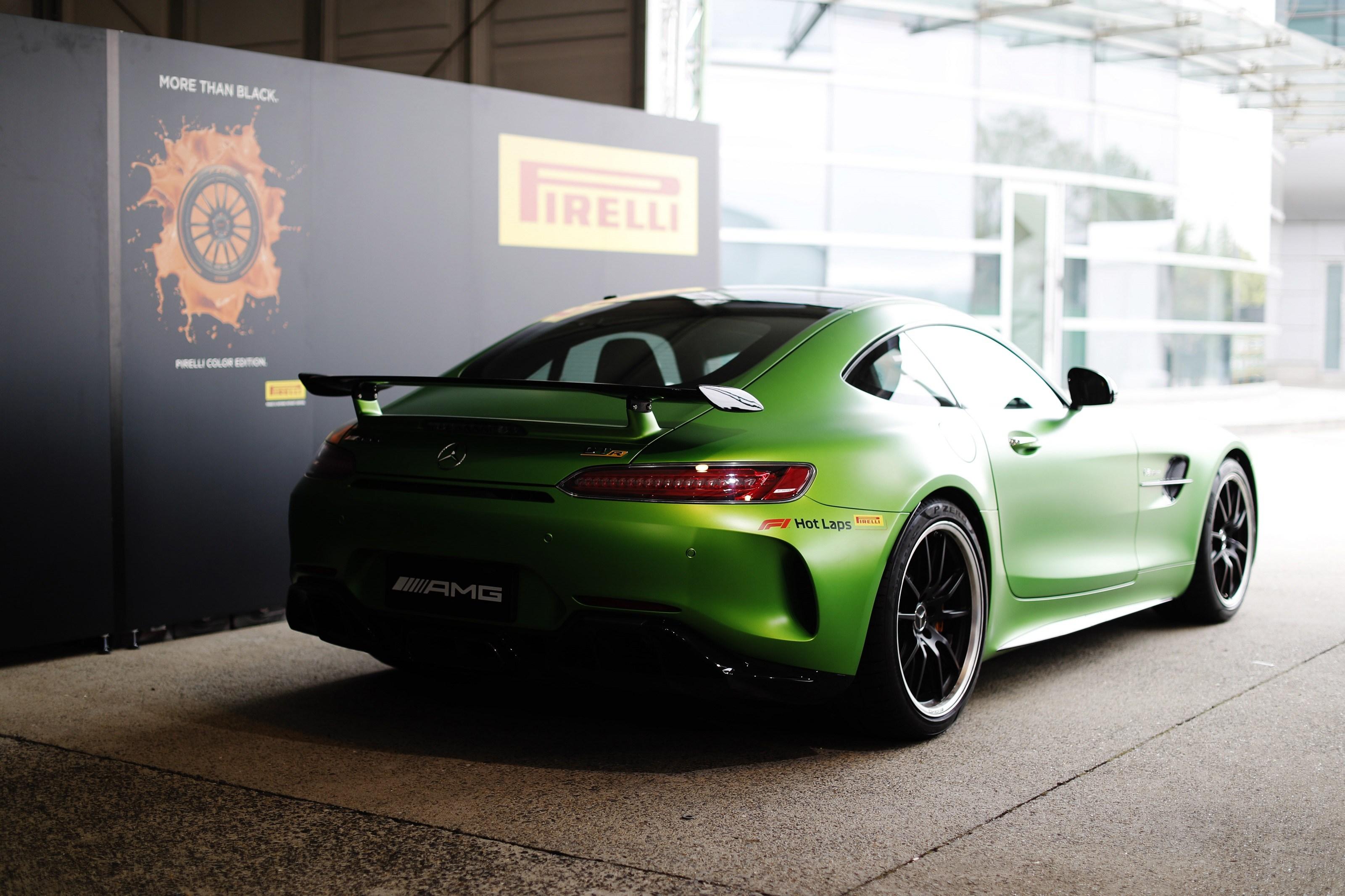 Το καινοτόμο πρόγραμμα 'Formula 1 Pirelli Hot Laps'