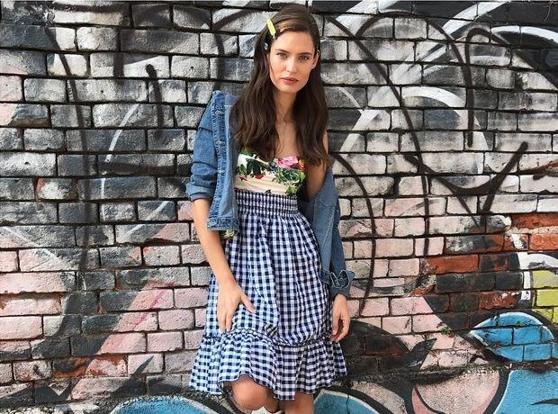 Η Bianca Balti και τα street looks της θα γίνουν η έμπνευσή σου για τα ανοιξιάτικα outfits