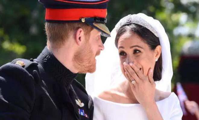 Η στιγμή που η Μέγκαν Μαρκλ είπε «τη γ….α» στον γάμο και ξέρανε τους Βρετανούς [Εικόνες-Βίντεο]