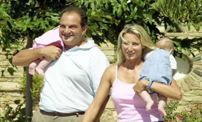 Κουμπάρος ο Κώστας Καραμανλής – Θα παντρέψει τον δήμαρχο της Γλυφάδας [Εικόνες]