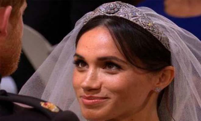 Η απίστευτη τιάρα της πριγκίπισσας Μέρι που φόρεσε η Μέγκαν Μαρκλ! Είχε να φορεθεί 53 χρόνια [Εικόνες]