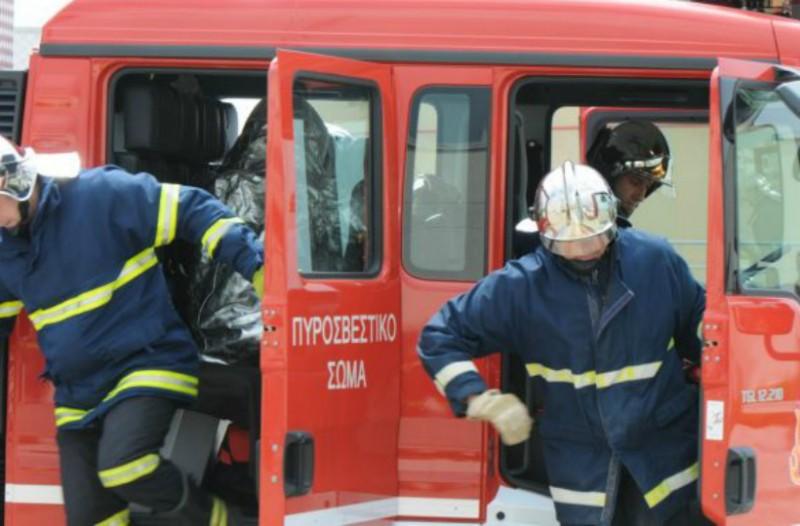Χανιά: Τσακώθηκε με τη σύντροφό του και έβαλε φωτιά στο σπίτι