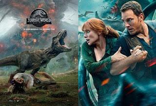 Jurassic World: Fallen Kingdom – Το βασίλειο έπεσε, Πρεμιέρα: Ιούνιος 2018 (trailer)