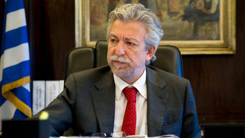 Στην Κρήτη ο Υπουργός Δικαιοσύνης Στέλιος Κοντονής