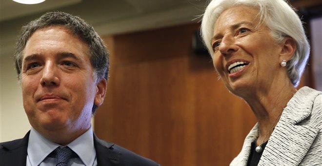 ΔΝΤ και Αργεντινή συμφώνησαν ταχεία σύναψη Μνημονίου