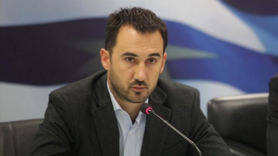 Χαρίτσης: Η ολοκλήρωση του προγράμματος βαίνει ομαλά μετά και τη συνεδρίαση του Eurogroup