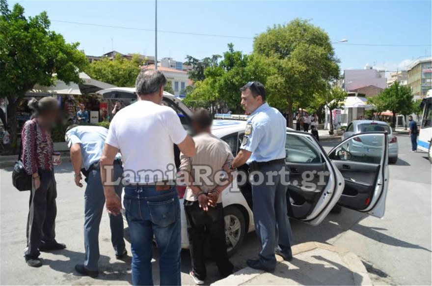 Αστυνομικός σώζει πολύτεκνο πατέρα λίγο πριν βουτήξει στο κενό [βίντεο]
