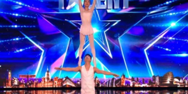 Η κοπέλα αυτή ξετρέλανε την κριτική του Britain's Got Talent (βίντεο)