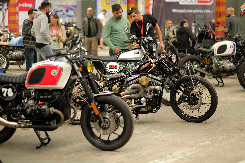 Οι Adrenaline Junkies στο Moto Show Θεσσαλονίκης