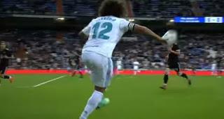 Ο Μαρσέλο έχει…μαγνήτη στο πόδι του!