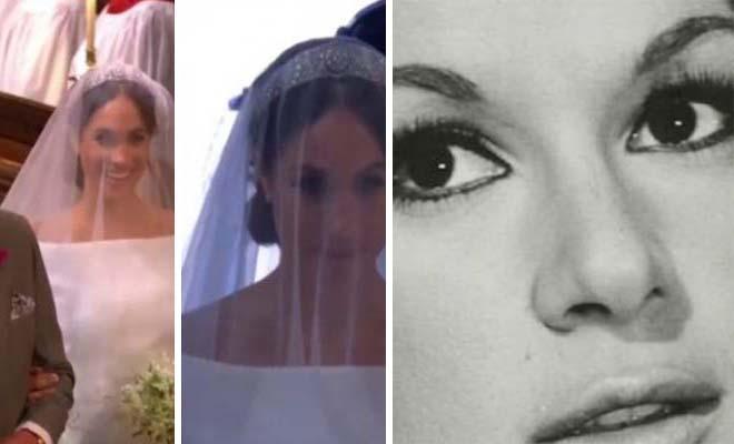 Βασιλικός γάμος: Η Μέγκαν Μαρκλ αντέγραψε την Αλίκη Βουγιουκλάκη! Η λεπτομέρεια που λίγοι παρατήρησαν! [Εικόνες]