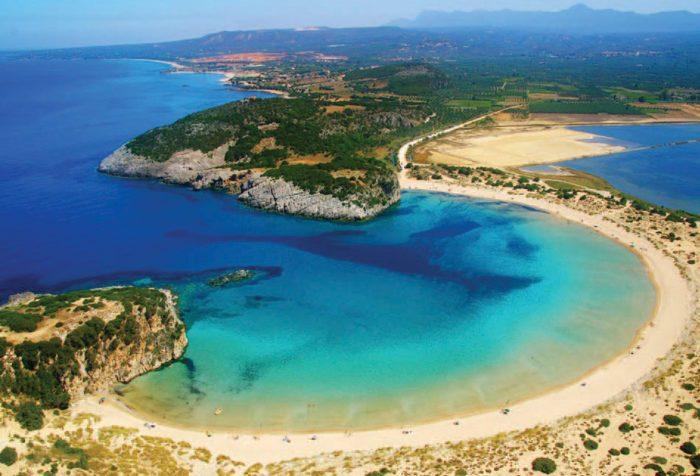 Αυτή η παραλία της Μεσσηνίας είναι μια από τις ωραιότερες παραλίες σε όλη την Ελλάδα