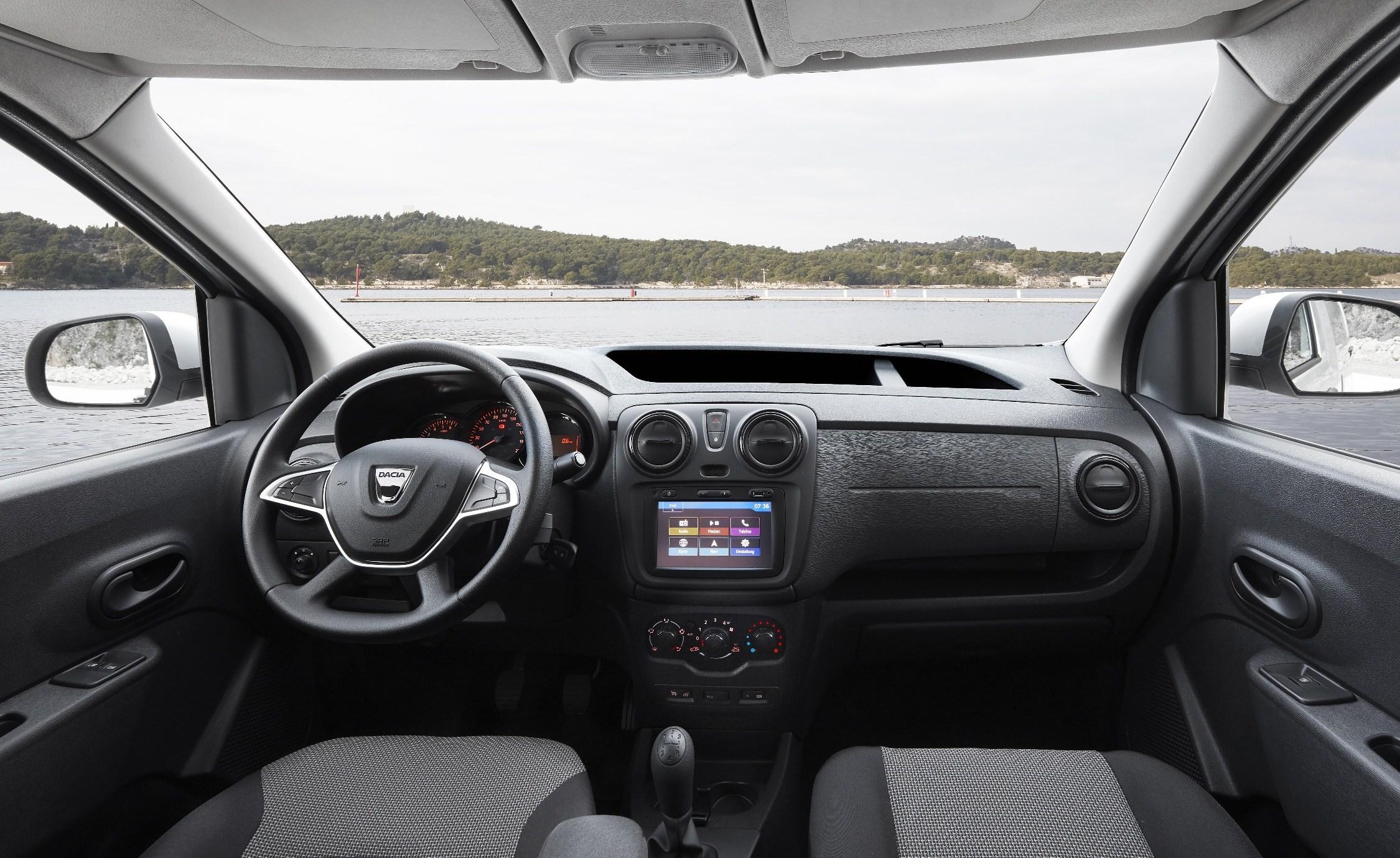 Dacia Dokker Van: Πρωταθλητής και στην οικονομία συντήρησης!