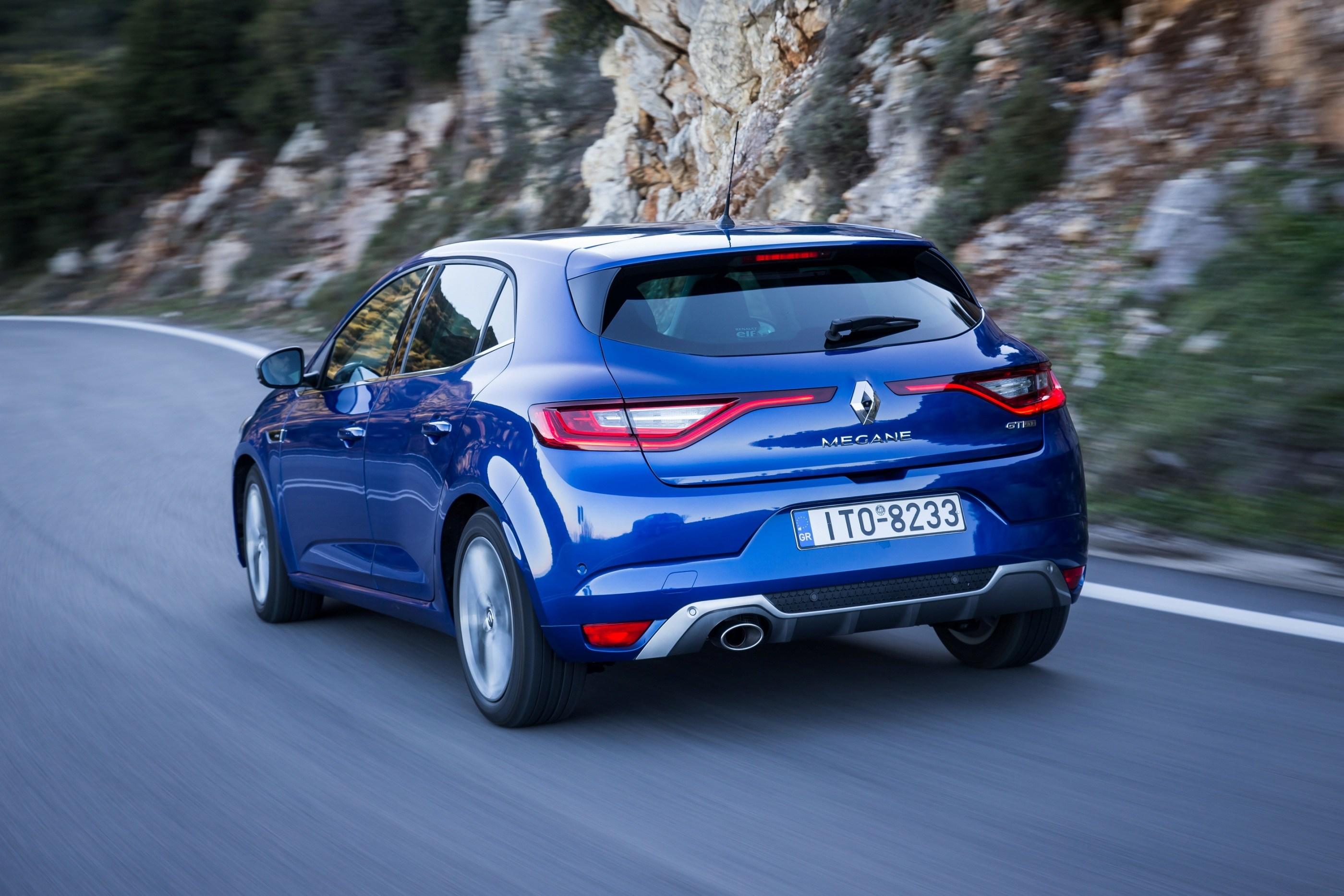 Για περιορισμένο αριθμό αυτοκινήτων τo Renault MEGANE διαθέσιμο από 14.980 ευρώ