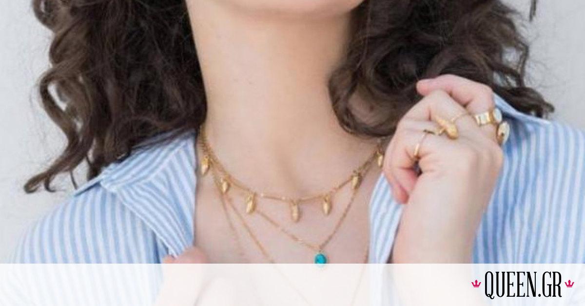 Το necklace layering στην πιο καλοκαιρινή του εκδοχή