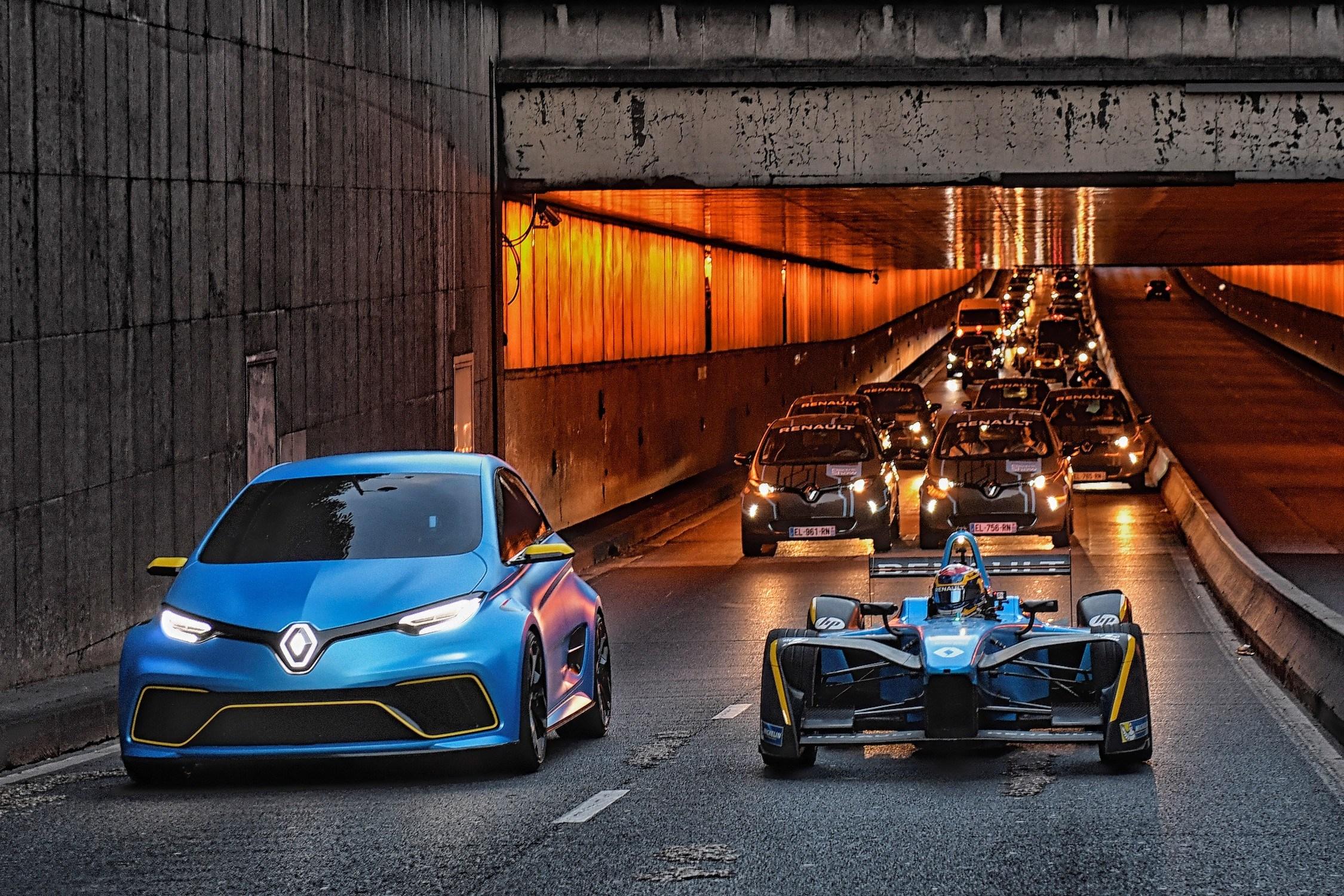 Η Renault επενδύει στα ηλεκτρικά επιβατικά και επαγγελματικά οχήματα