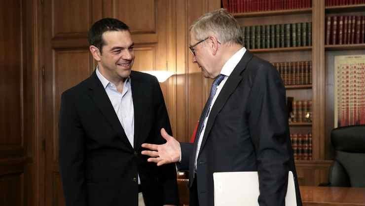 Κλάους Ρέγκλινγκ: Η Ελλάδα είναι το πρώτο success story της Ευρώπης