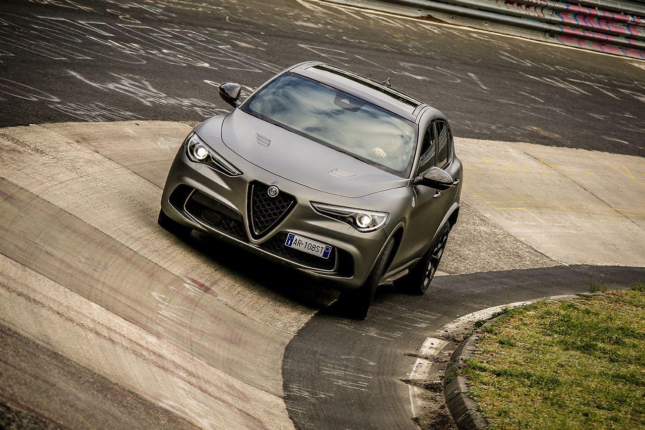 Giulia και Stelvio NRING: Αποδείξεις υπεροχής της Alfa Romeo
