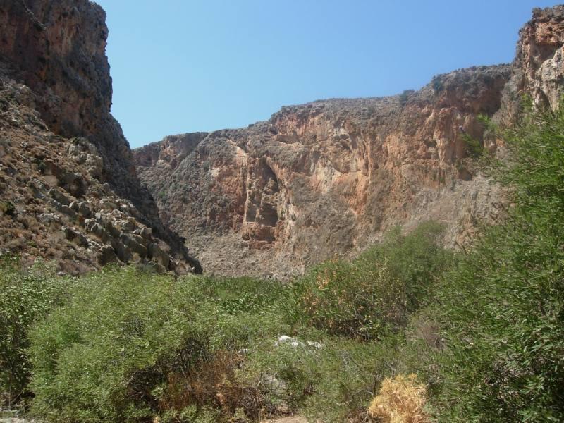 Κρήτη: Τουρίστρια έχασε τον άντρα της στο Φαράγγι του Ζάκρου