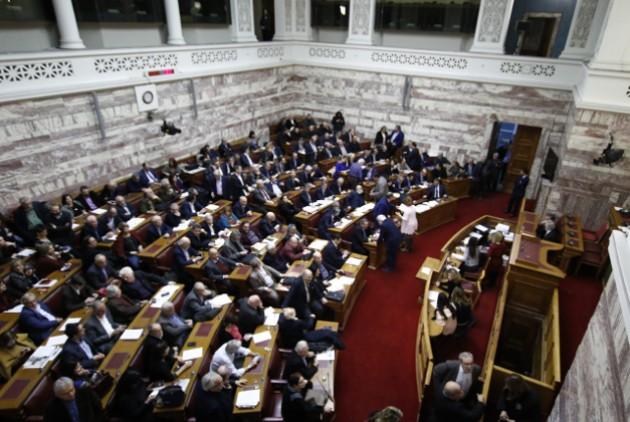 Την Παρασκευή στη Βουλή το πολυνομοσχέδιο με τα προαπαιτούμενα