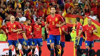 """""""Χρυσώνονται"""" οι παίκτες της εθνικής Ισπανίας για το Μουντιάλ"""