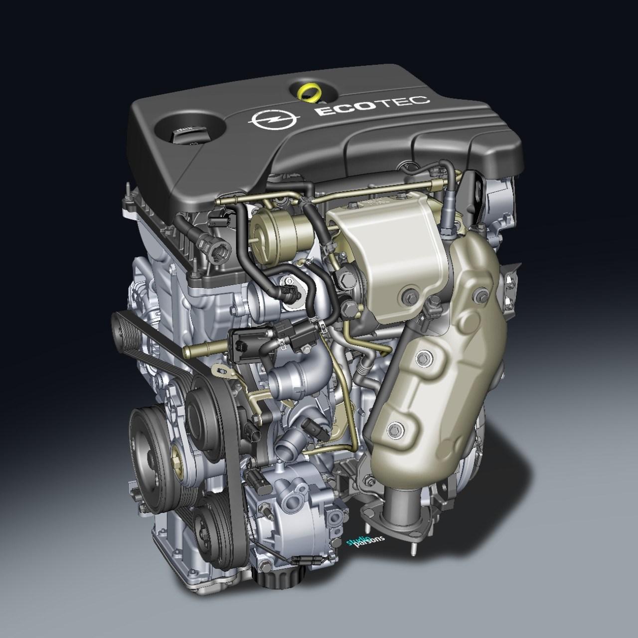 Η επόμενη γενιά 4-κύλινδρων Βενζινοκινητήρων του Groupe PSA