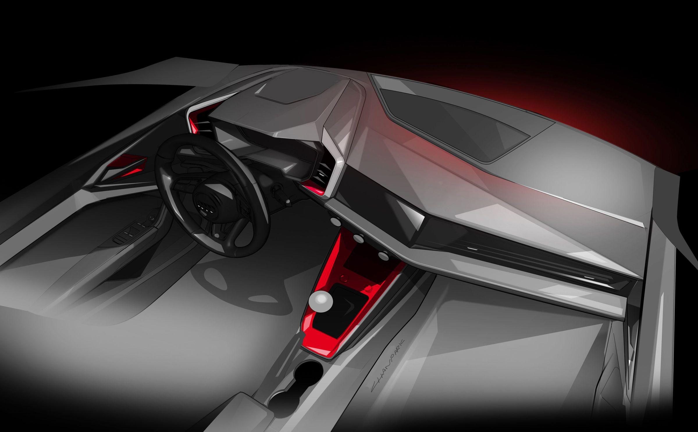 Το νέο Audi A1 με το ανατρεπτικό design θα λανσαριστεί το πρώτο τρίμηνο του 2019