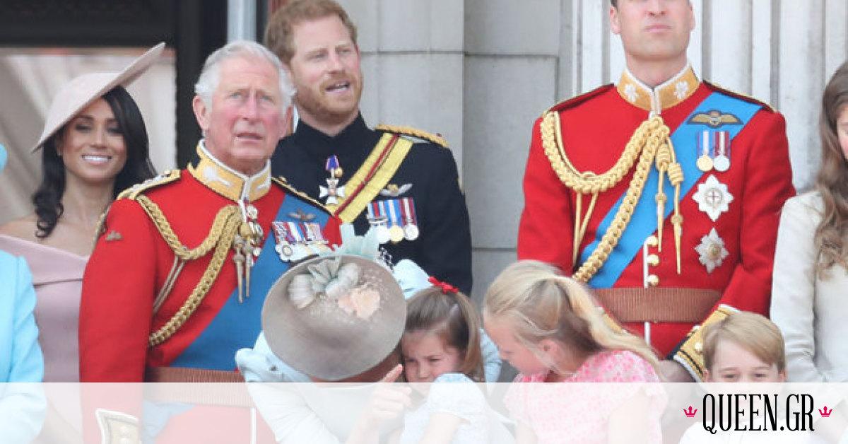 Πριγκίπισσα Charlotte: To επόμενο style icon της Bρετανικής Bασιλικής oικογένειας είναι μόλις τριών